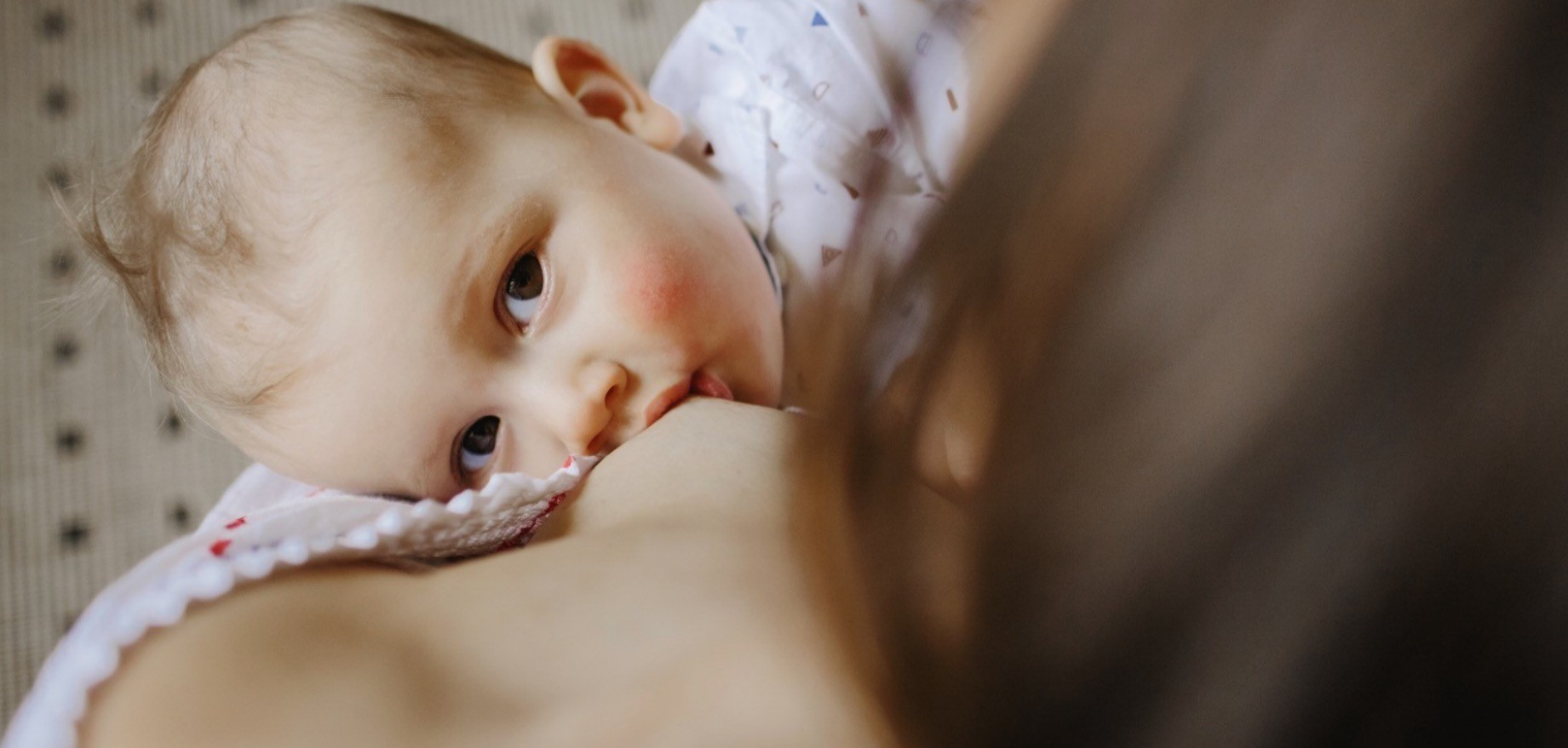 Često bljuckanje (refluks) kod bebe