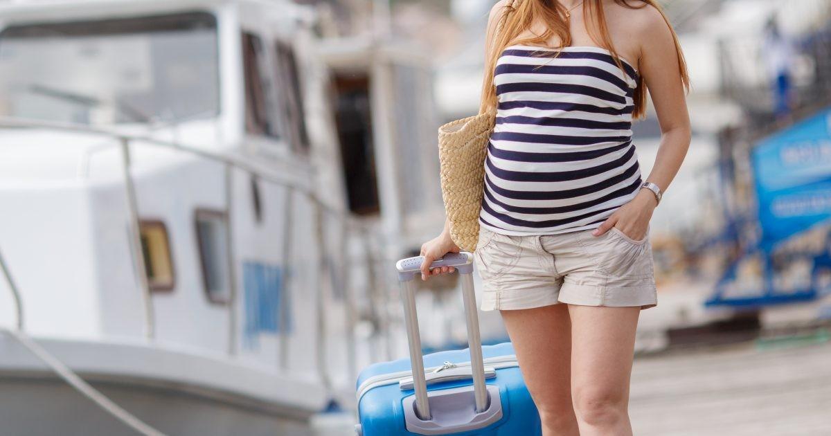 Letovanje u trudnoći   Bebo