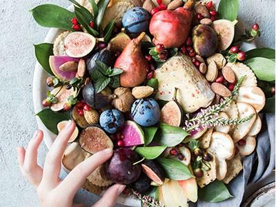 Šareniš na tanjiru = puno antioksidanasa