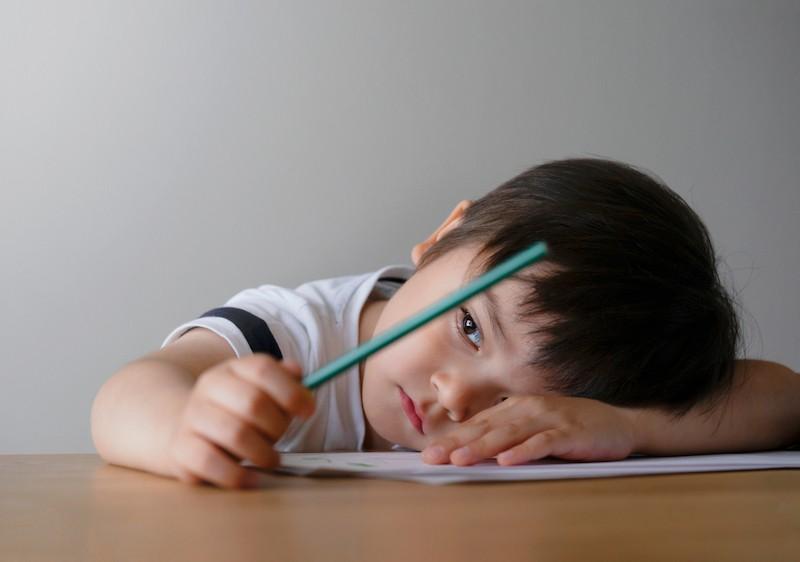 Dete sa opštom anskioznošću brine o mnogim stvarima, ne samo o jednoj.