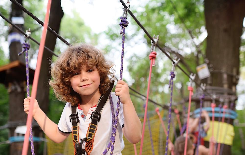 Hiperaktivnom detetu je potrebno puno fizičke aktivnosti.