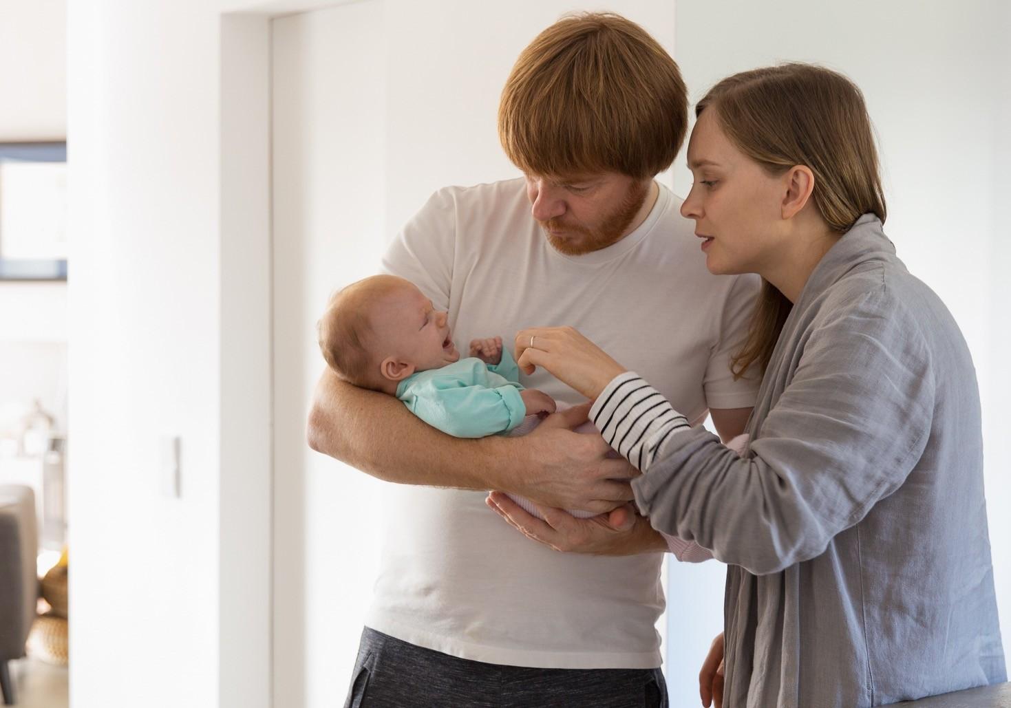 Roditelji kao najbolji stručnjaci za umirivanje, vremenom...