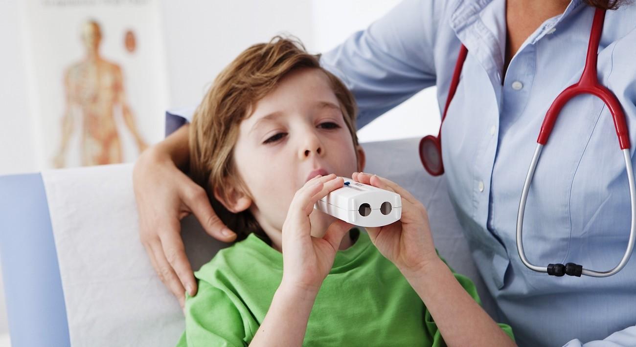 Izvođenje spirometrije kod pulmogolga u ordinaciji